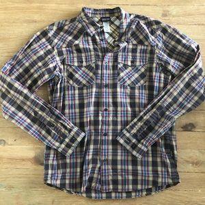 Patagonia Men's Organic Cotton Button Down Shirt